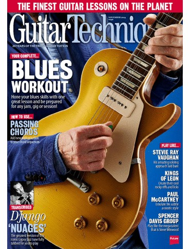 Guitar Techniques  aanbiedingen