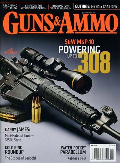 Guns & Ammo aanbiedingen