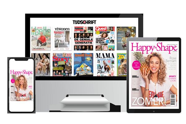 Happy in Shape digitaal lezen