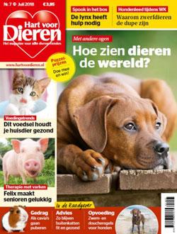 Hart voor Dieren aanbiedingen voor een abonnement of proefabonnement