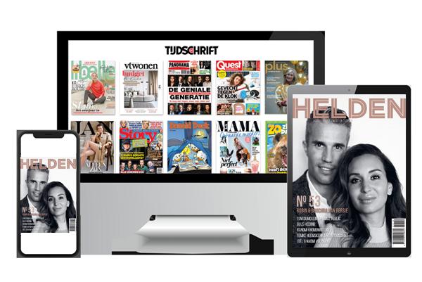 Helden Magazine digitaal lezen