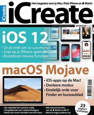 iCreate Magazine (USA) aanbiedingen
