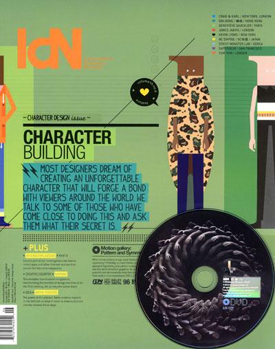IdN Magazine  aanbiedingen