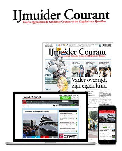 IJmuider Courant aanbiedingen