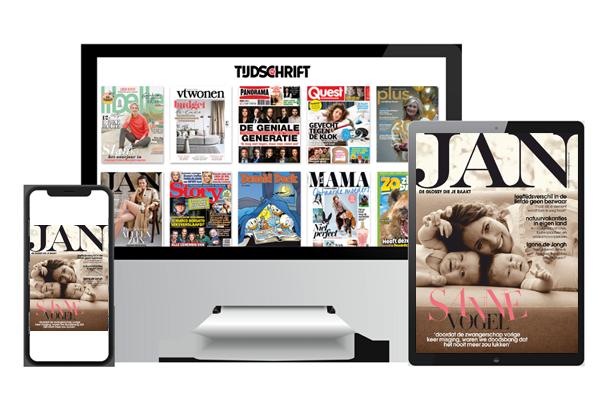 JAN Magazine digitaal lezen