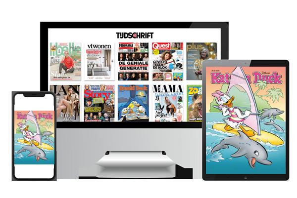 Katrien Duck digitaal lezen