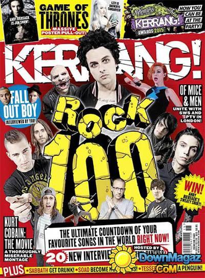 Kerrang Magazine  aanbiedingen