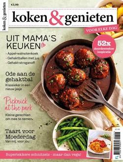 Koken & Genieten aanbiedingen voor een abonnement of proefabonnement
