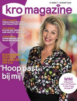 KRO Magazine aanbiedingen voor een abonnement of proefabonnement