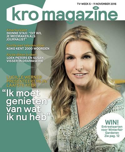 KRO Magazine aanbiedingen