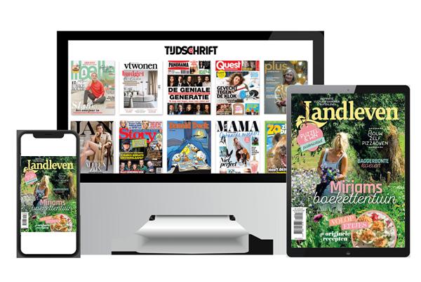 Landleven digitaal lezen