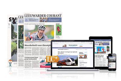 Leeuwarder Courant Weekend aanbiedingen