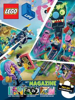 LEGO Life magazine aanbiedingen voor een abonnement of proefabonnement