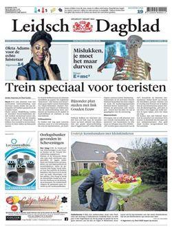 Leidsch Dagblad aanbiedingen voor een abonnement of proefabonnement