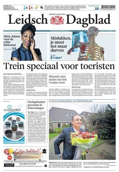 Leidsch Dagblad aanbiedingen