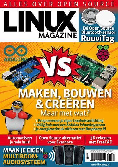 Linux Magazine aanbiedingen