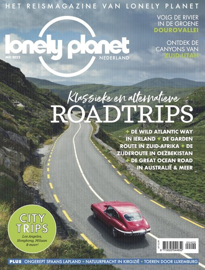 Lonely Planet Magazine aanbiedingen