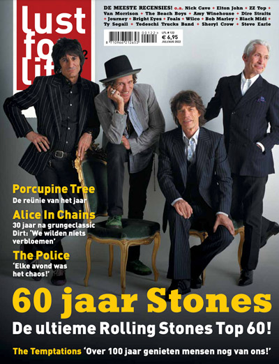 Lust for Life Magazine aanbiedingen