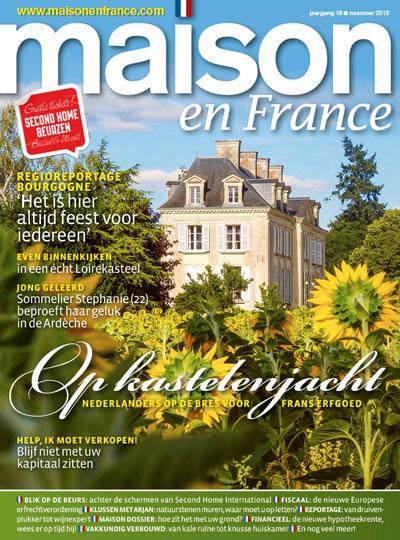 Maison en France aanbiedingen