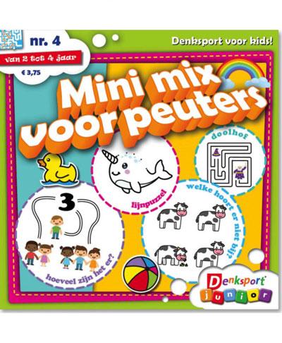 Denksport Mini Mix voor Peuters aanbiedingen