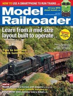 Model RailRoader  aanbiedingen voor een abonnement of proefabonnement