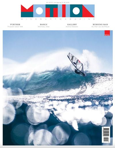 Motion Windsurf Magazine aanbiedingen