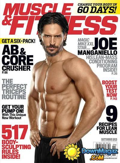 Muscle & Fitness (USA) aanbiedingen