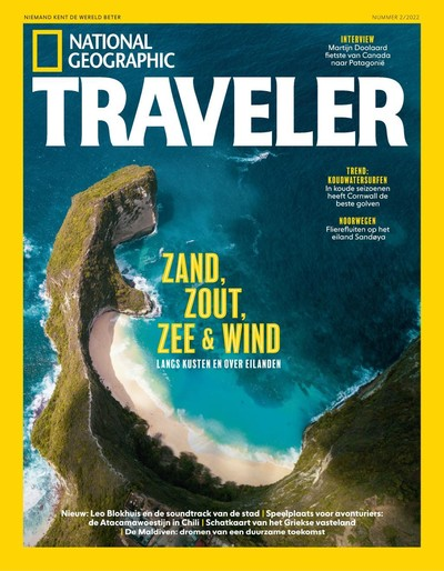National Geographic Traveler aanbiedingen