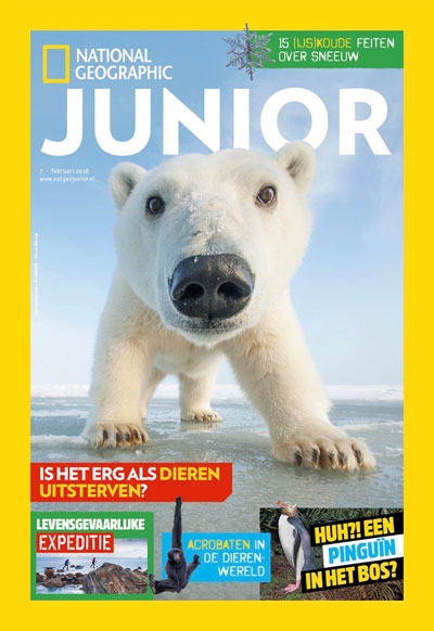 National Geographic Junior aanbiedingen