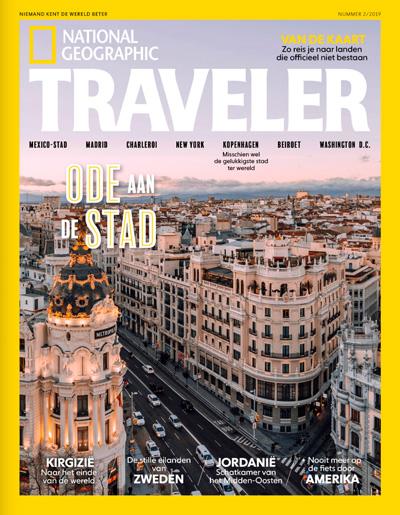 National Geographic Traveler  aanbiedingen