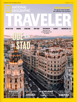 National Geographic Traveler  aanbiedingen voor een abonnement of proefabonnement