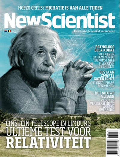 New Scientist aanbiedingen