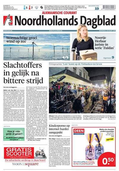 Noordhollands Dagblad Digitaal aanbiedingen