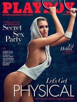 Playboy USA edition aanbiedingen voor een abonnement of proefabonnement