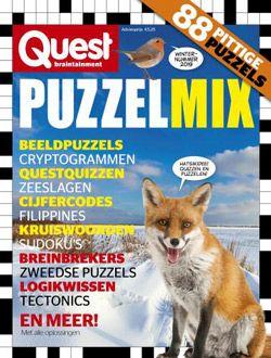 Quest Puzzelmix aanbiedingen voor een abonnement of proefabonnement