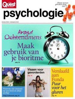 Quest Psychologie aanbiedingen voor een abonnement of proefabonnement