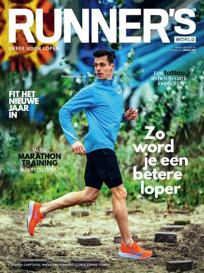 Runner's World aanbiedingen