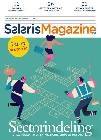 Salaris Magazine aanbiedingen
