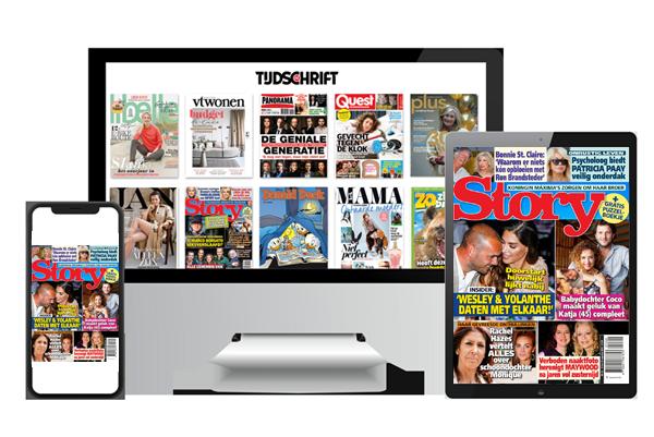 Story digitaal lezen