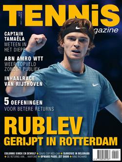 TENNiS Magazine aanbiedingen voor een abonnement of proefabonnement