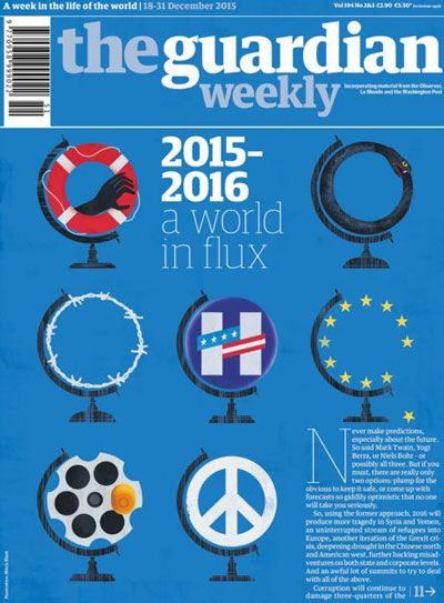 The Guardian Weekly  aanbiedingen