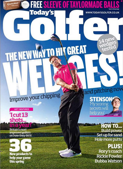 Today's Golfer (UK) aanbiedingen
