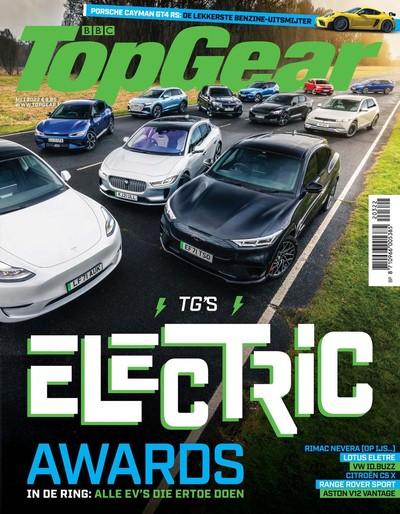 TopGear Magazine aanbiedingen