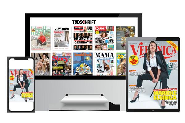 Veronica Magazine digitaal lezen
