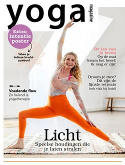 Yoga Magazine aanbiedingen voor een abonnement of proefabonnement