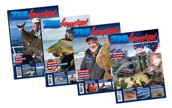 Zeehengelsport magazine